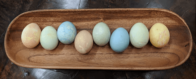 Nature's Colors Decorating Set - Egg Boat
