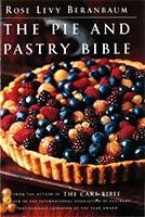 Berenbaum, Rose Levy. The Pie and Pastry Bible.