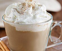 INDIA TREE Pumpkin Latte