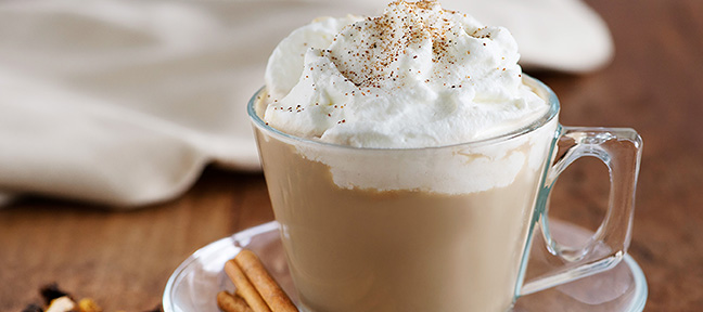 This autumnal drink is great for an afternoon break, or in place of dessert after a good meal. INDIA TREE Mulling Spice Mix infuses the milk and pumpkin pur»e with warm flavors. Add hot brewed coffee or espresso. Top with whipped cream. Sprinkle with freshly ground INDIA TREE Nutmeg. Enjoy!